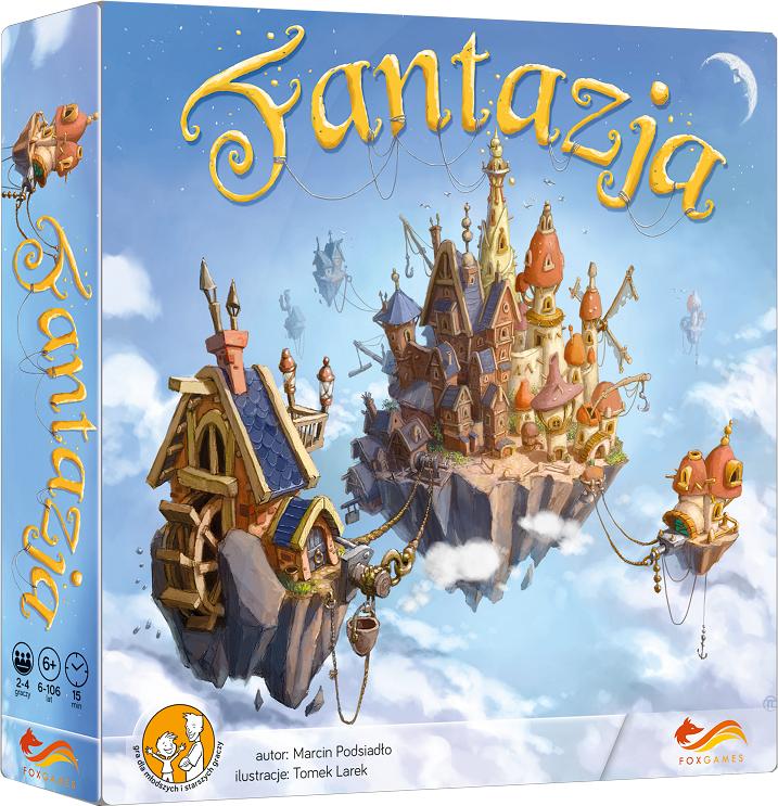 Fantazja (Gra Planszowa)