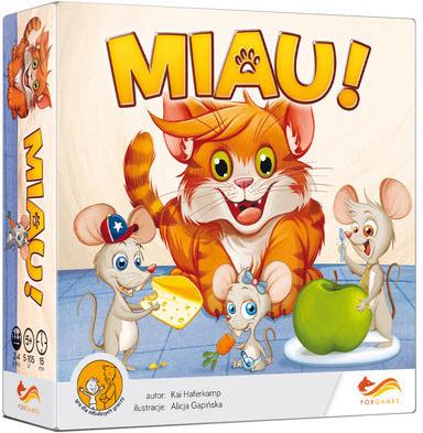 Miau! (Gra Planszowa)