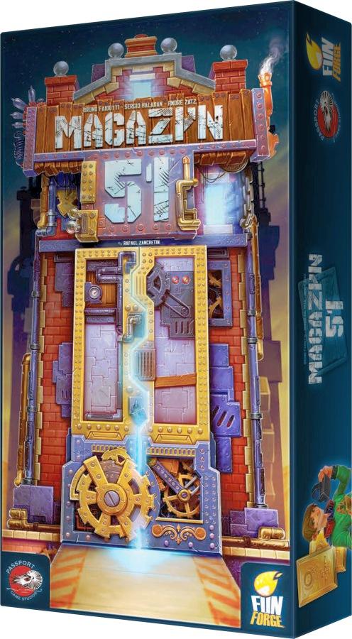 Magazyn 51 (Gra Karciana)
