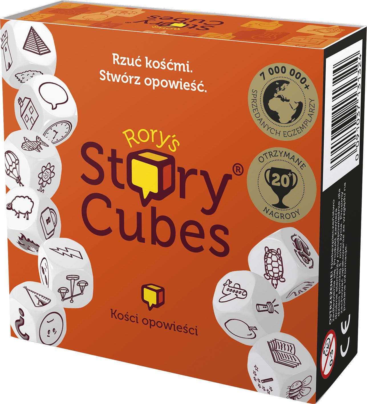 Story Cubes (Gra Karciana)