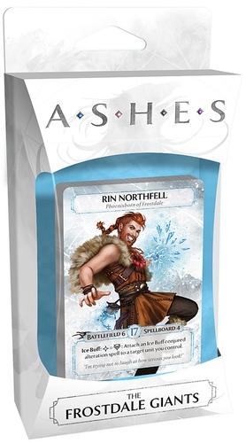 Ashes: Olbrzymy z Mroźnej Doliny (Gra Planszowa)