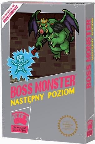 Boss Monster: Następny Poziom (Gra Karciana)