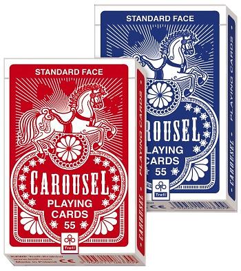 Karty Trefl - Carousel (Karty Klasyczne)