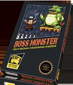 Boss Monster (edycja polska) (Gra Karciana)