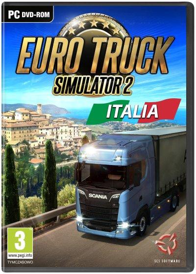 Euro Truck Simulator 2 – Italia (PC) Klíč Steam