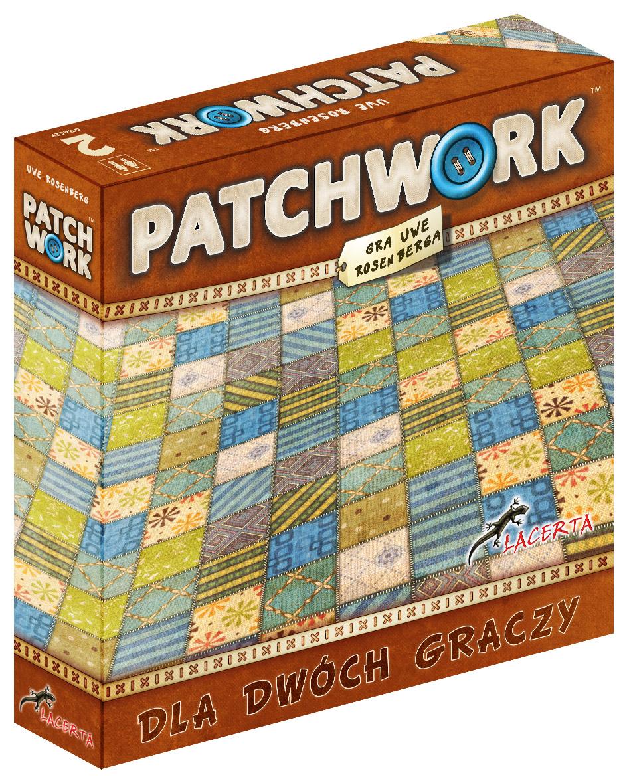 Patchwork (edycja polska) (Gra Planszowa)