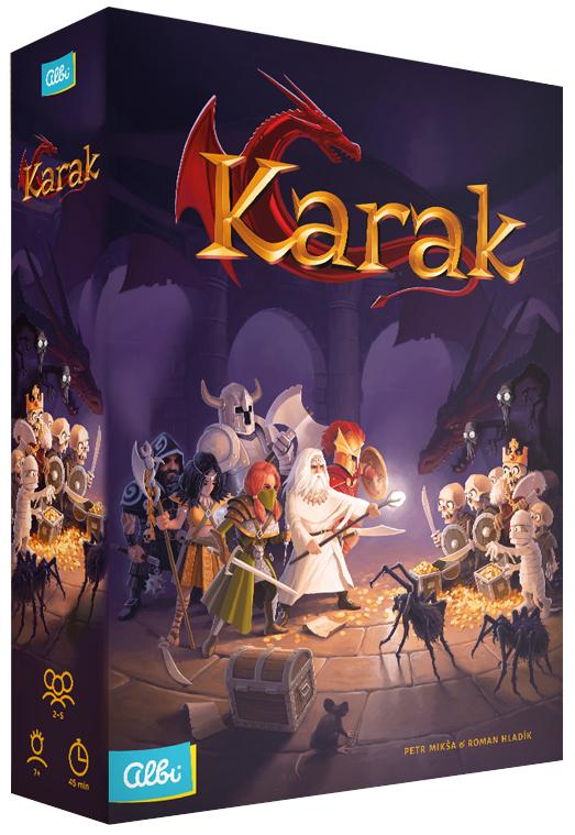 Karak (Gra Planszowa)