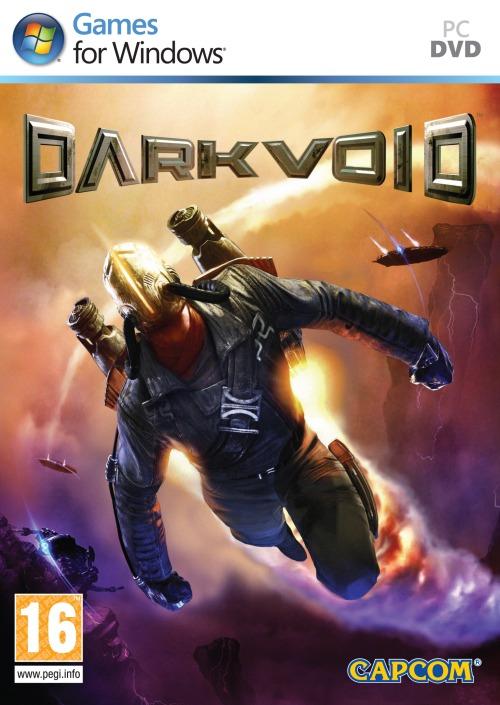 Dark Void (PC) klucz Steam