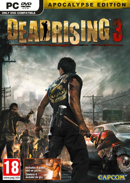Dead Rising 3 Apocalypse Edition (PC) klucz Steam