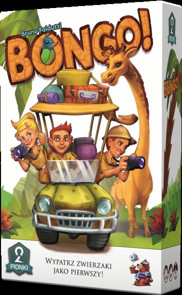 Bongo! (gra karciana)