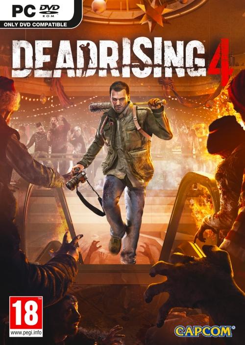 Dead Rising 4 (PC) PL klucz Steam