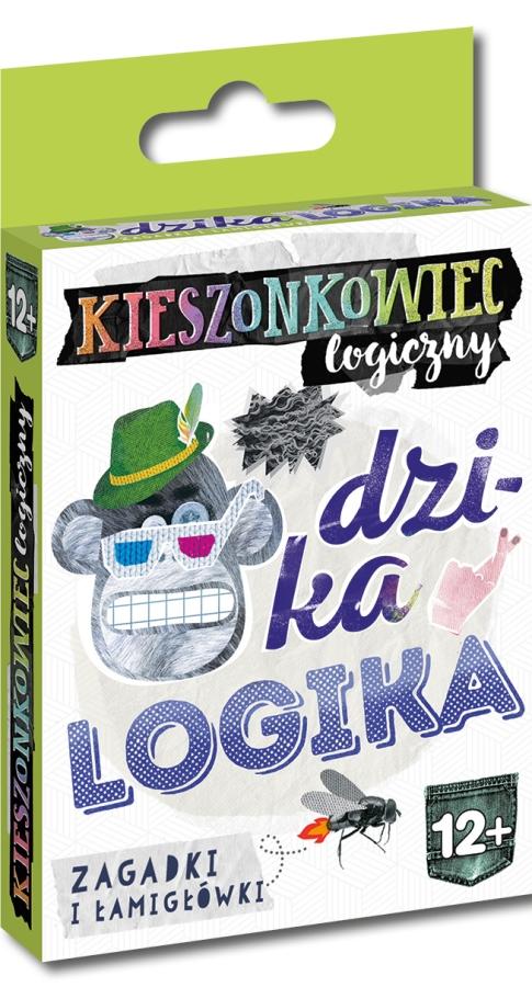 Kieszonkowiec logiczny: Dzika Logika (Gra Karciana)