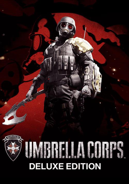 Umbrella Corps / Biohazard Umbrella Corps - Deluxe Edition (PC) PL DIGITAL