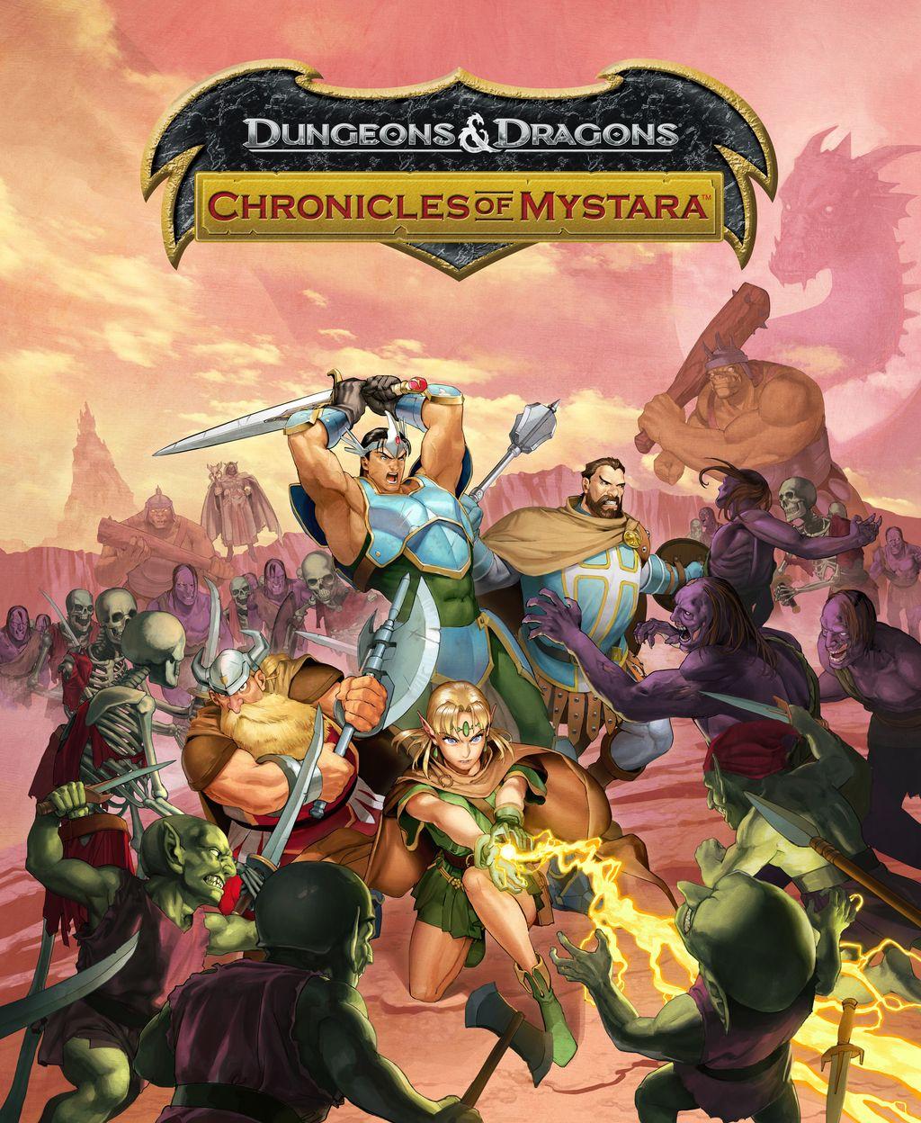Dungeons & Dragons: Chronicles of Mystara (PC) DIGITAL
