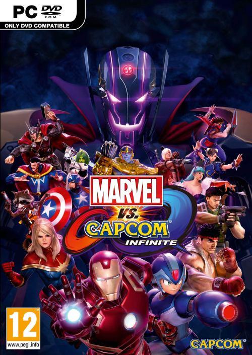 Marvel vs Capcom Infinite (PC) DIGITÁLIS