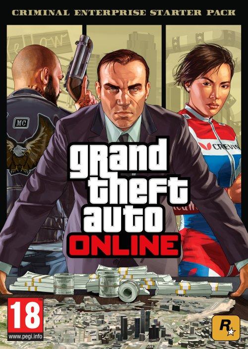 Grand Theft Auto Online: Criminal Enterprise Starter Pack (PC) DIGITÁLIS