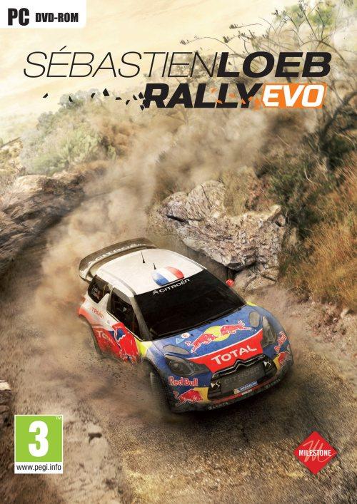 Sebastien Loeb Rally EVO (PC) DIGITAL
