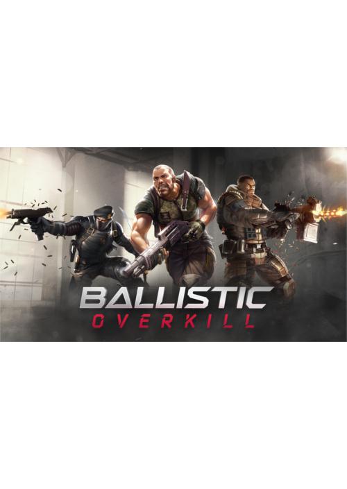 Ballistic Overkill - Vanguard: SpecOps (PC/MAC/LX) PL DIGITAL