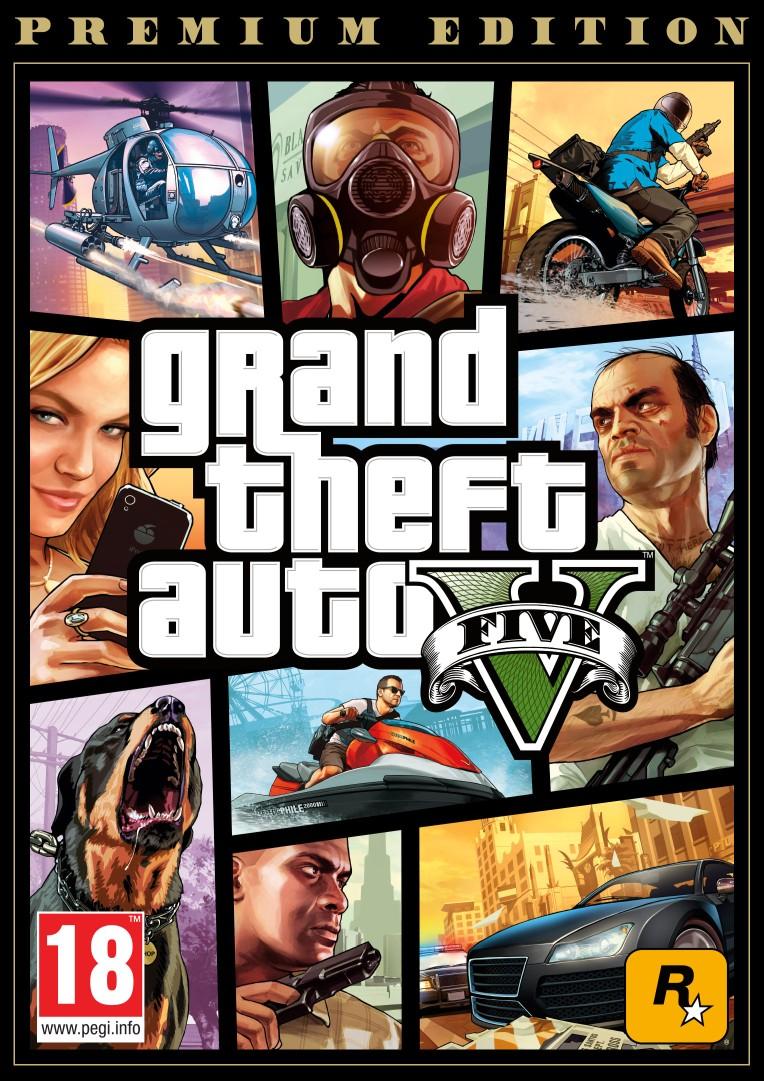 Grand Theft Auto V: Premium Edition (PC) PL klucz Rockstar