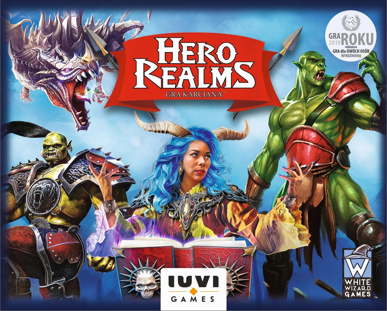 Hero Realms (Gra Karciana) + Bonus