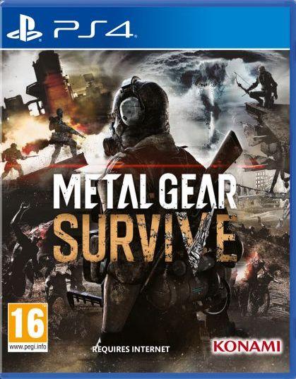Metal Gear Survive (PS4) + BONUSY!
