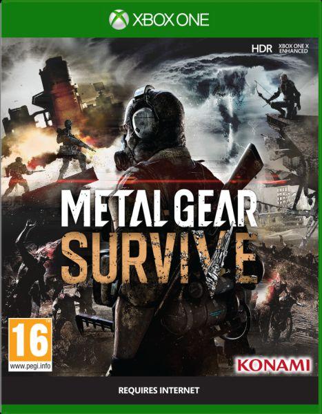 Metal Gear Survive (XONE) + BONUSY!