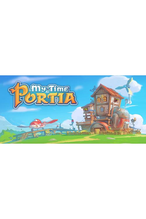 My Time At Portia (PC) DIGITÁLIS