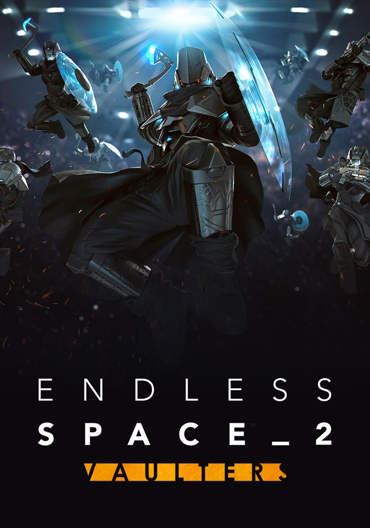 Endless Space 2 - Vaulters (PC) PL klucz Steam