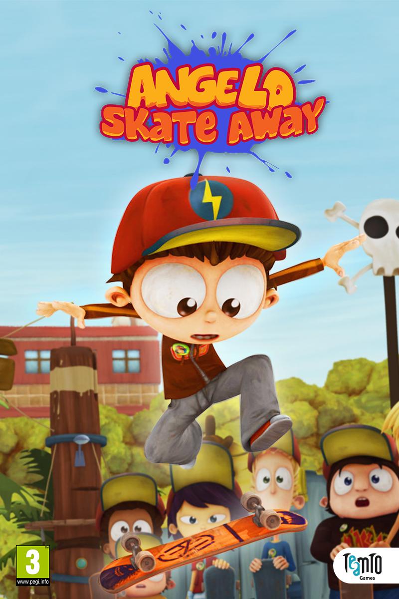 Angelo Skate Away (PC) DIGITÁLIS