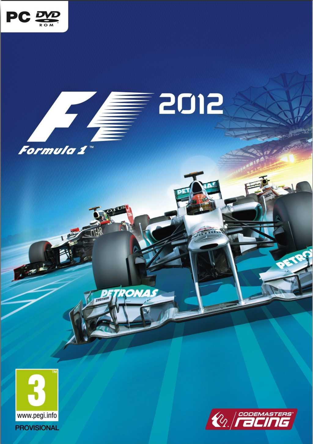 F1 2012 (PC) PL klucz Steam