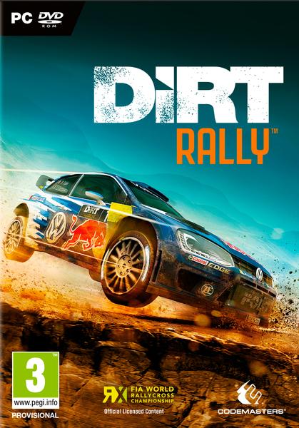 DiRT Rally (PC/MAC/LX) DIGITAL