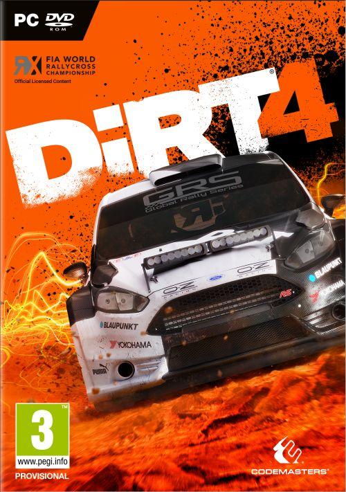 DiRT 4 (PC) PL klucz Steam