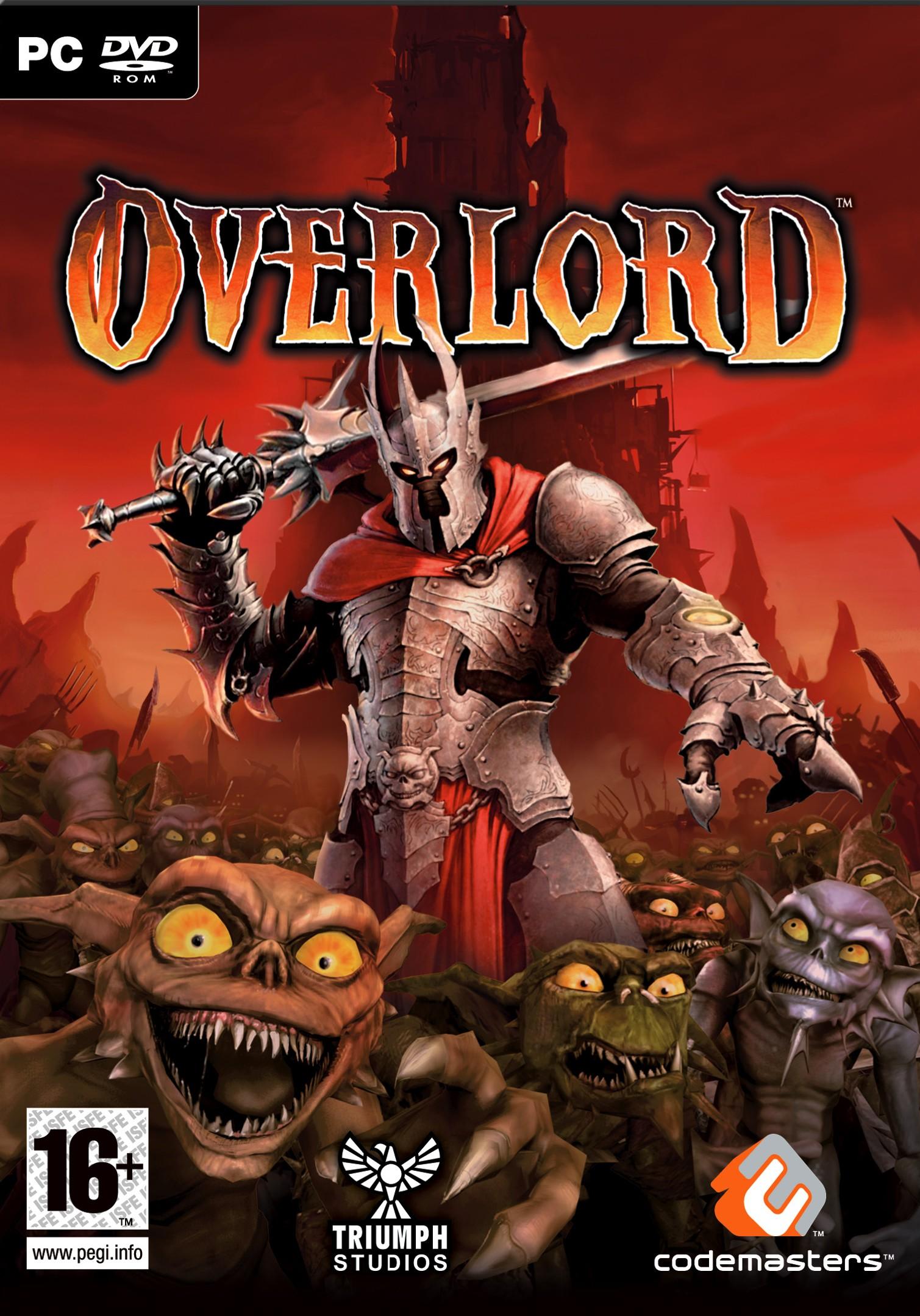 Overlord (PC/MAC/LX) klucz Steam