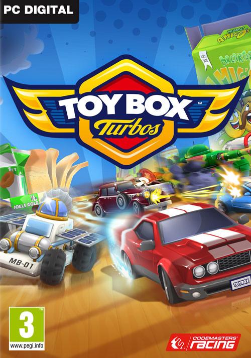 Toybox Turbos (PC) DIGITAL