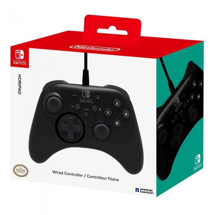 Przewodowy pad do Nintendo Switch HORI