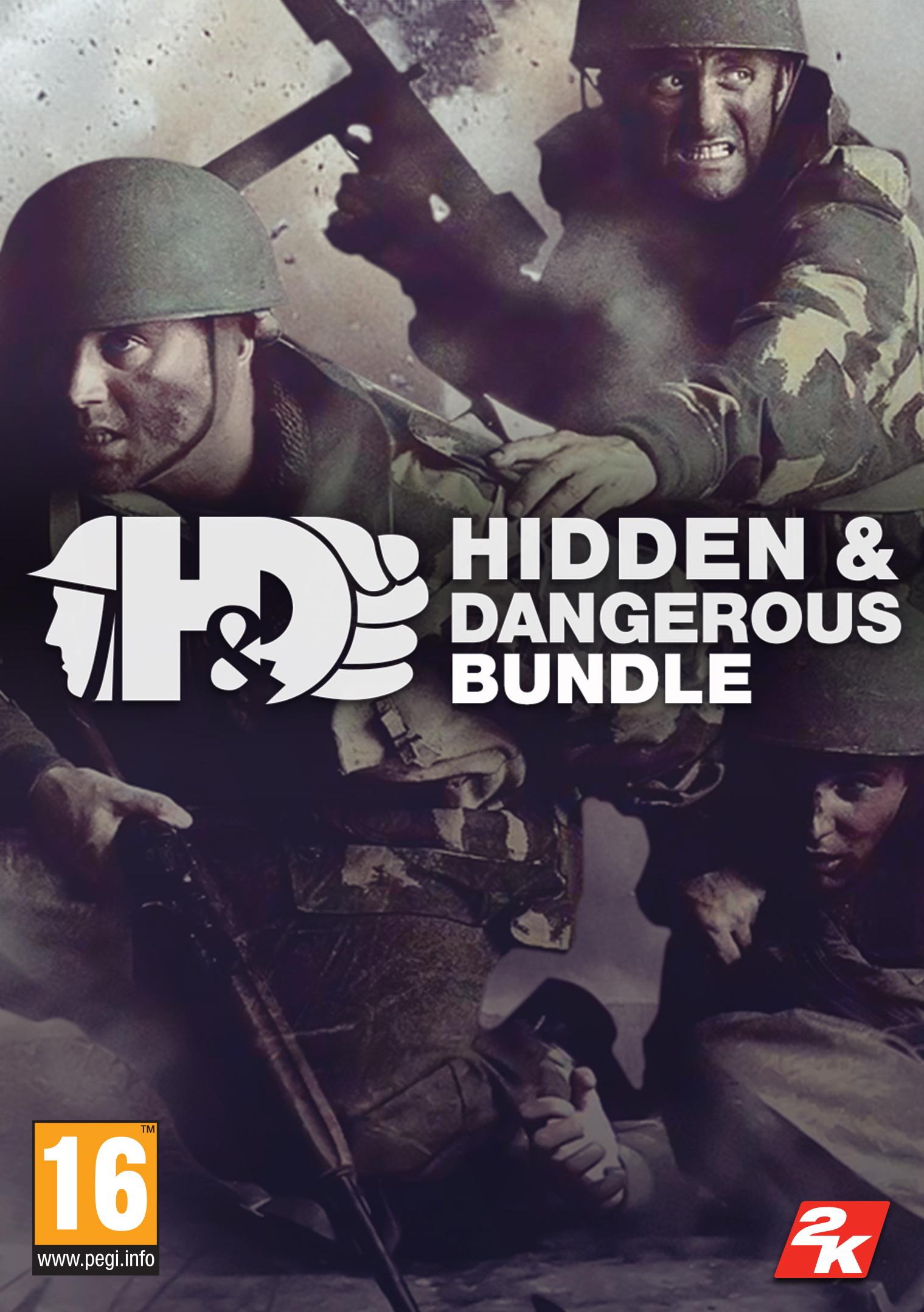 Hidden & Dangerous Bundle (PC) klucz Steam