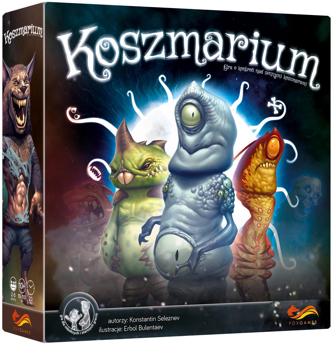 Koszmarium (Gra Karciana)