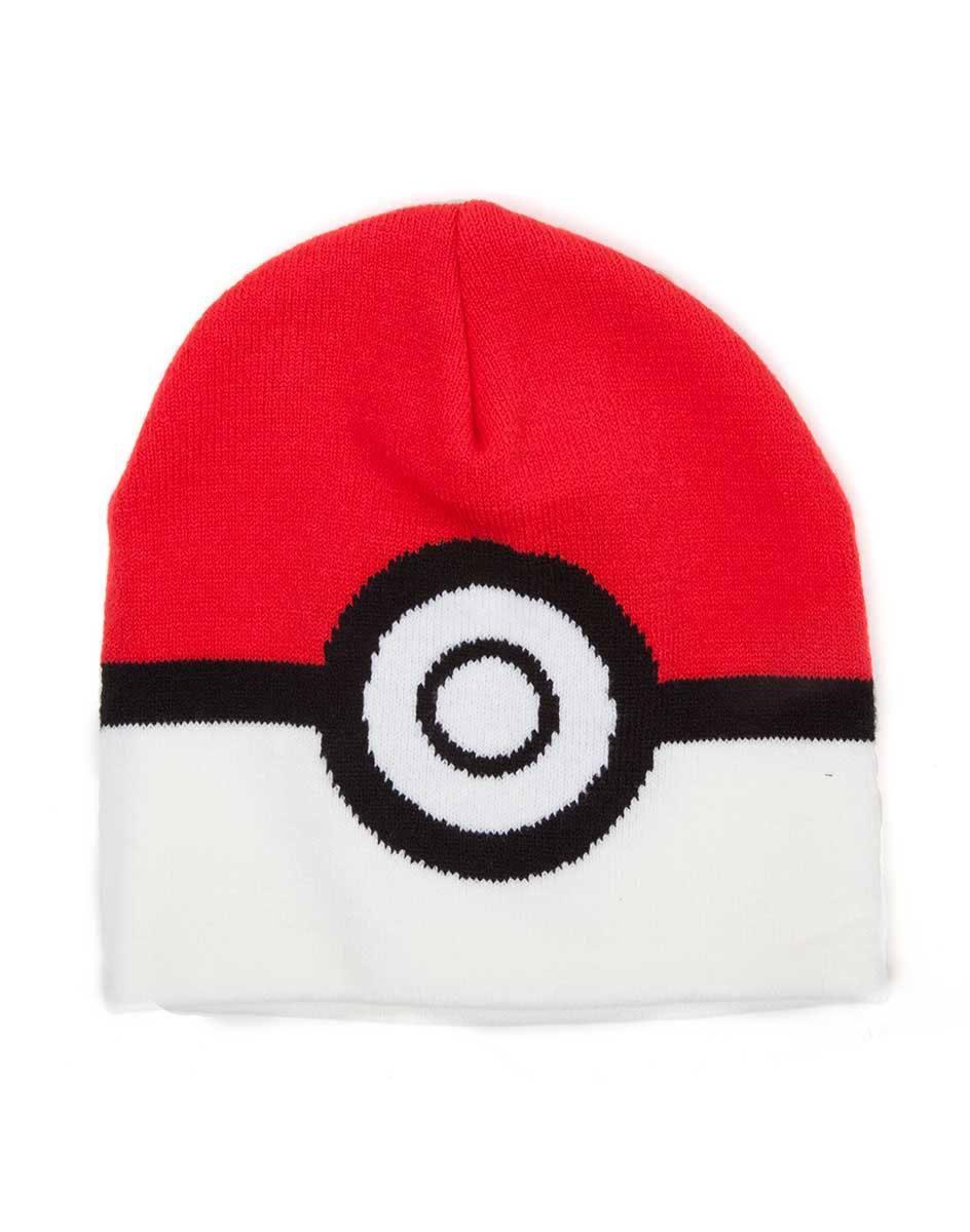 Czapka Pokemon Pokeball