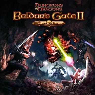 Baldur's Gate II Enhanced Edition (PC) PL klucz Steam