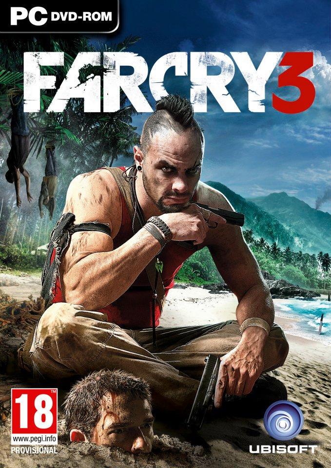 Far Cry 3 (PC) PL klucz Uplay