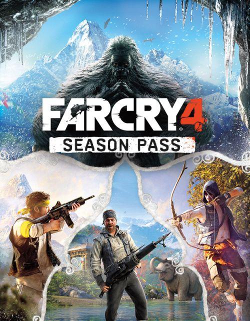 Far Cry 4 – Season Pass (PC) PL DIGITAL
