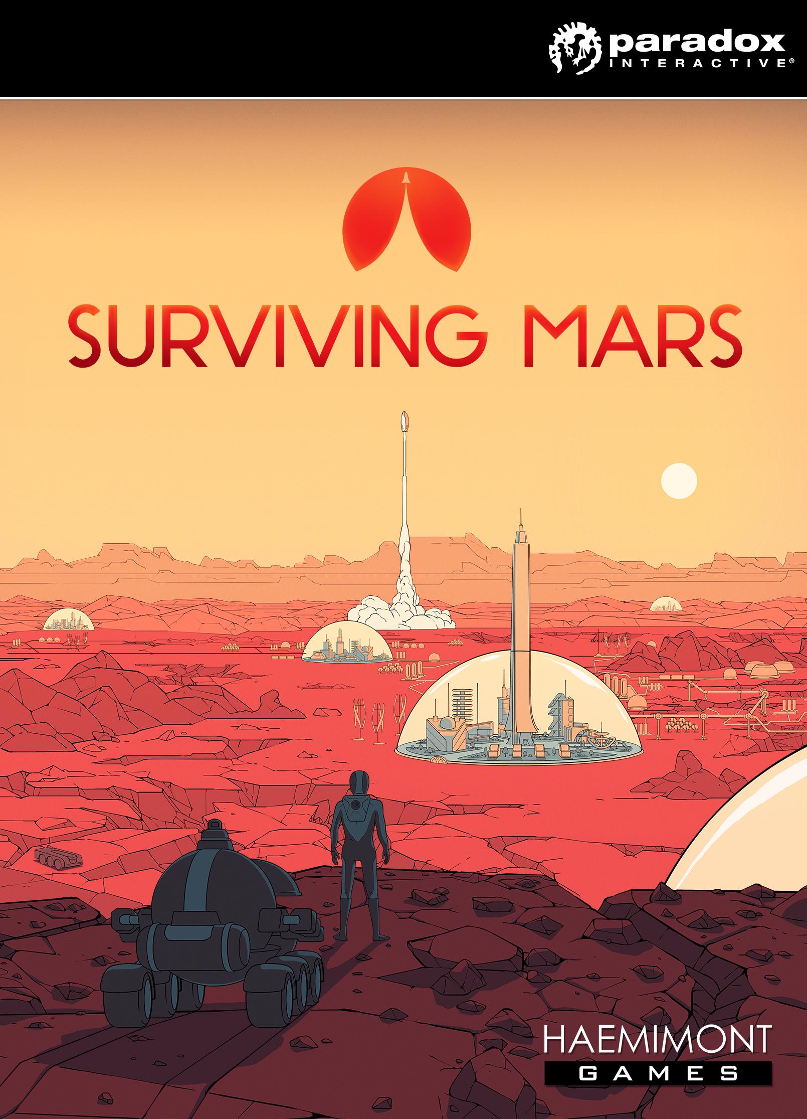 Surviving Mars (PC/MAC/LX) PL klucz Steam