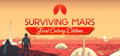 Surviving Mars - First Colony Edition (PC/MAC/LX) PL DIGITAL