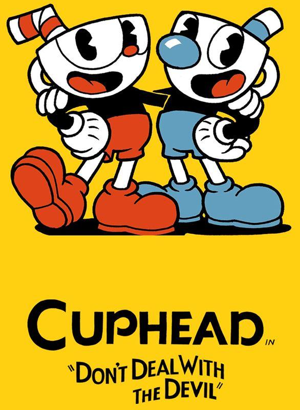 Cuphead (PC) klucz Steam