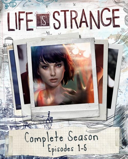Life is Strange Complete Season (Episodes 1-5) (PC) klucz Steam