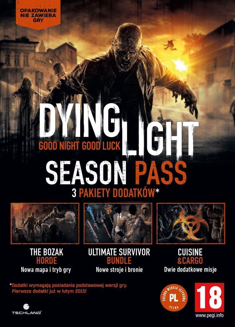 Dying Light - Season Pass (PC) PL DIGITAL