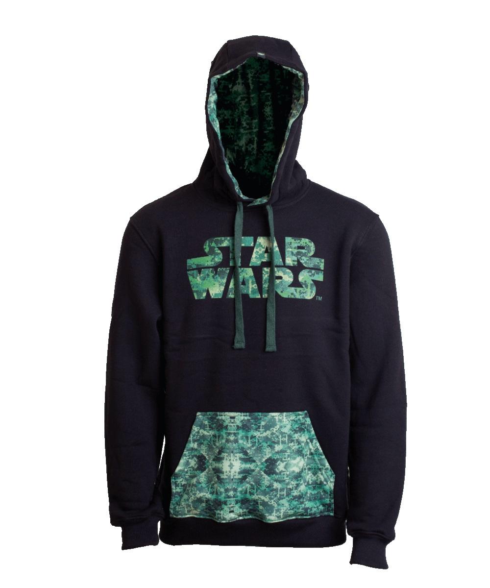 "Bluza  Star Wars ""Camo"" Hoodie - S"