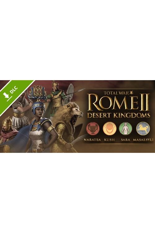 Total War: ROME II – Desert Kingdoms Culture Pack DLC (PC) DIGITÁLIS