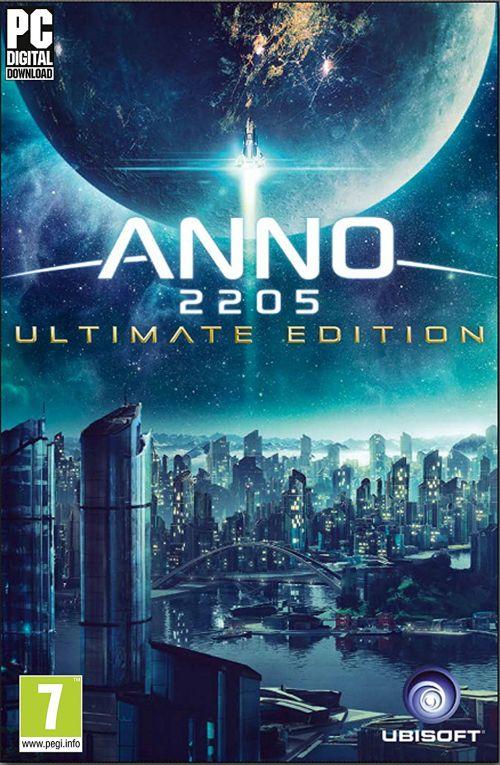 Anno 2205 Ultimate Edition (PC) DIGITAL