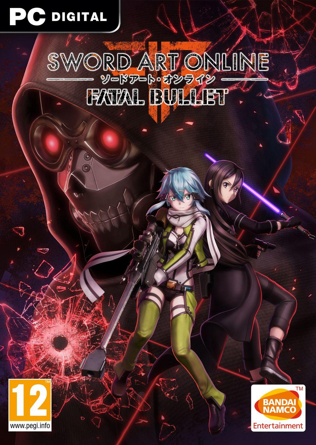 Sword Art Online: Fatal Bullet (PC) klucz Steam